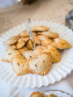 Wedding Favors Homemade Personal Pies 30 count |Personal Pies Wedding