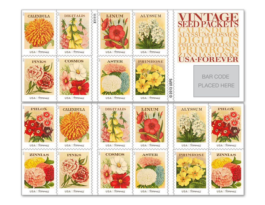 Stamps and Postage Hitchcock Creative