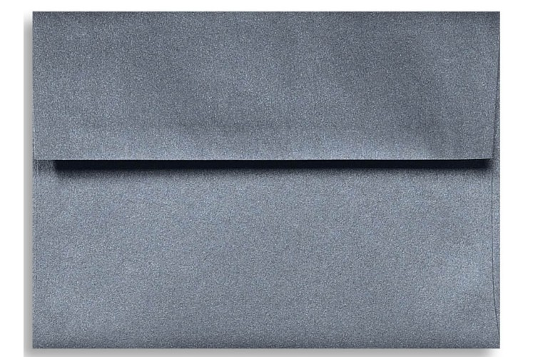 Anthracite Metallic Envelopes from envelopes.com